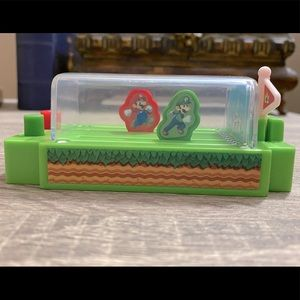 McDonald's Mario and Luigi Race Toy